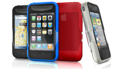 Just in case: Phone covers offer germ protection