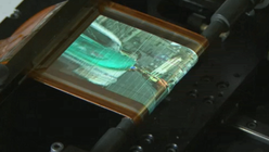 Watch this: Sony transforms screen technology