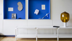 Living art: Flat becomes design showcase