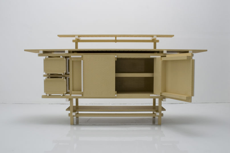 Lego Buffet by Minale Maeda for Droog, The Netherlands