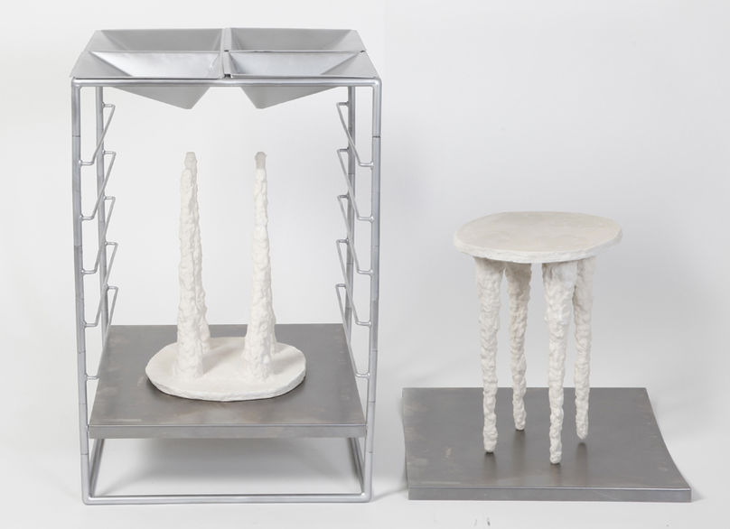 The Growing Stool by i wen Lee, London