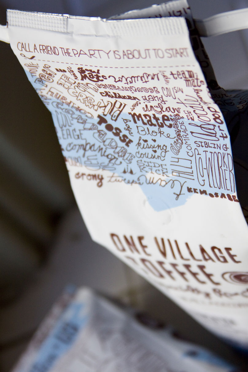 One Village Coffee by Able, philadelphia