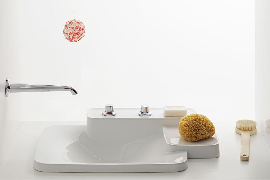 LSN : News : Bathed in emotion: Designer bathrooms on tap