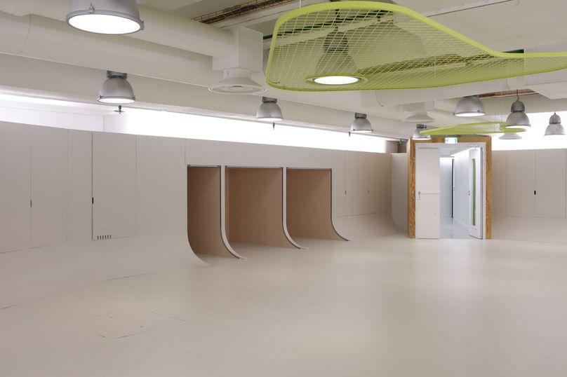 L Atelier des Enfants, Pompidou Centre by Mathieu Lehanneur, Paris