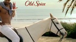 Tweet to woo: Old Spice's indecent proposal