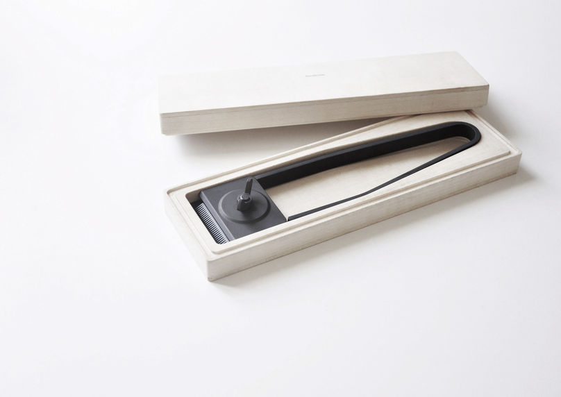 Shaving Instruments by Jacques Elie Craig, Mas Luxe Ecal, Switzerland