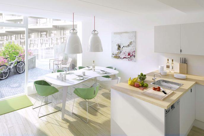 8 House by Bjarke Ingels Group, Denmark