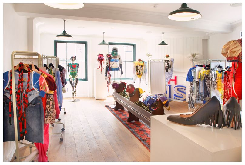 123 boutique, Bethnal Green, London