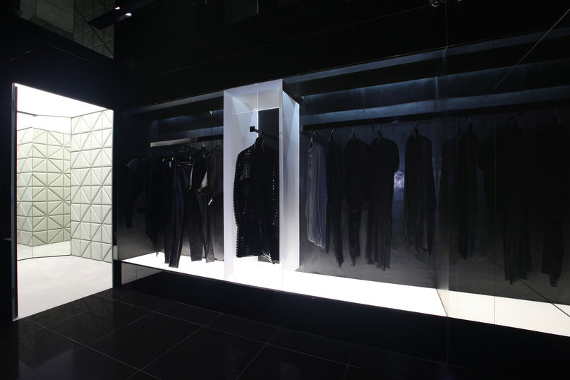 Gareth Pugh store, Hong Kong