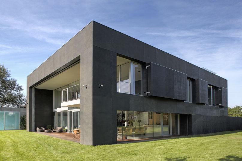 Safe House by KWK Promes, Poland. Photography Aleksander Rutkowski