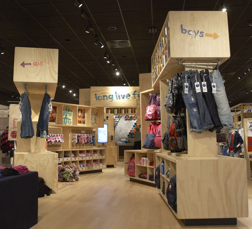 77Kids Store by American Eagle, Pittsburgh