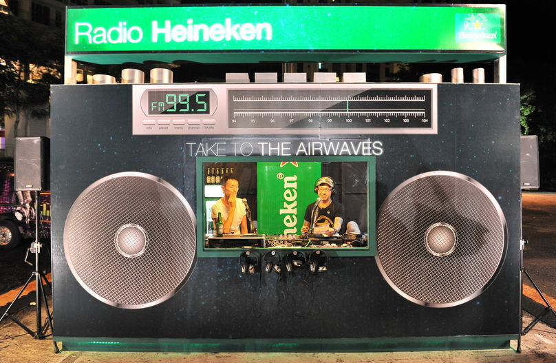 Heineken Radio