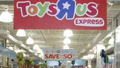Toys R Us Express on fast track to Christmas