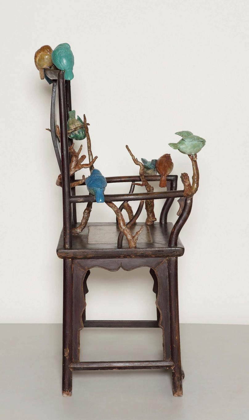 Lane Crawford_Guang Ci chair_Hong Kong_Side