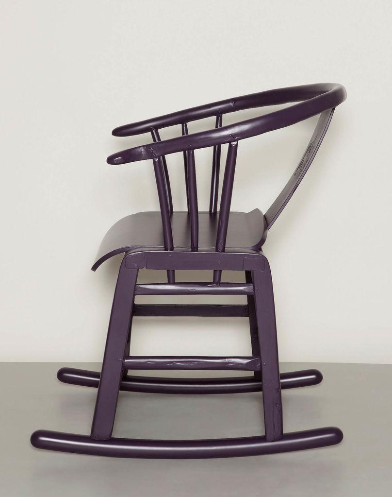 Lane Crawford_Jaime Hayon chair_Hong Kong- Side
