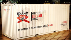 Crate idea: Smirnoff sends global invitation