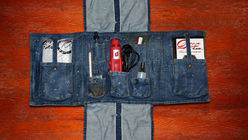 Fit kits: Denim lab designs a perfect finish