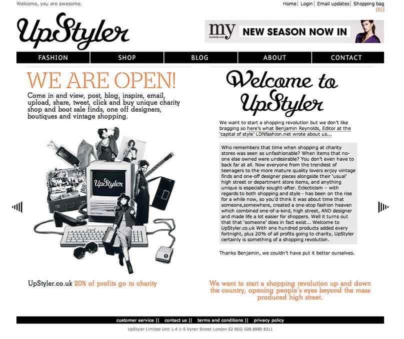 Upstyler.com