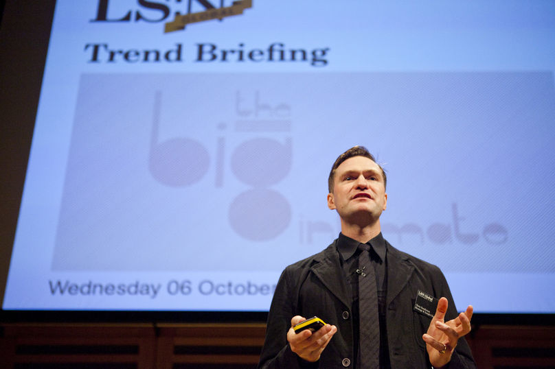 The Big Intimate, LS:N Global Trend Briefing