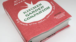 Gettin' diggy with it: Kitchen or garden cookbook on sale
