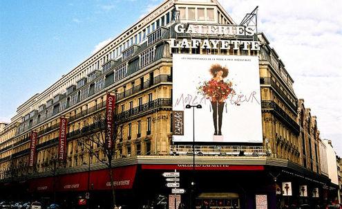 European luxury brands target China