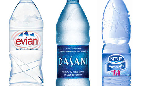 Bottled water sales continue to flow in