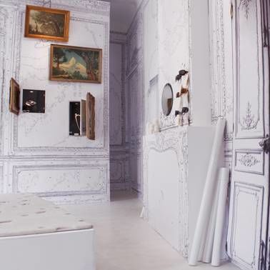 The Maison in a Room installation by Maison Martin Margiela and 10 Corso Como