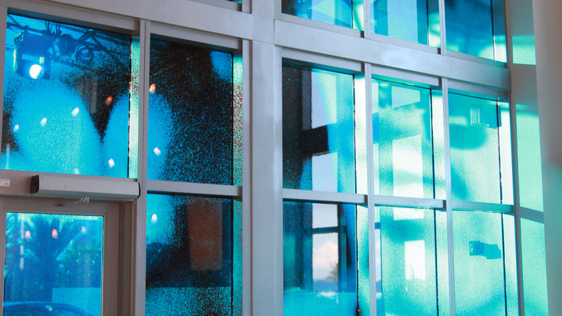 The Transitional Portal at Le Meridien Miami by Sam Samore