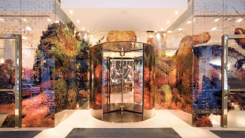 The Transitional Portal at Le Meridien Barcelona by Joan Fontcuberta