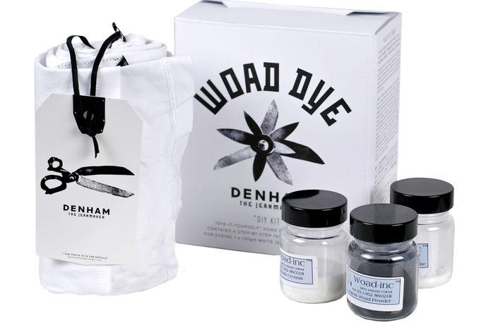 WOAD Dye D.I.Y Kit by Denham, Amsterdam