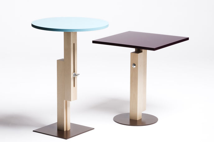 SOBRIETY Tom Tom and Tam Tam by Konstantin Grcic for SCP