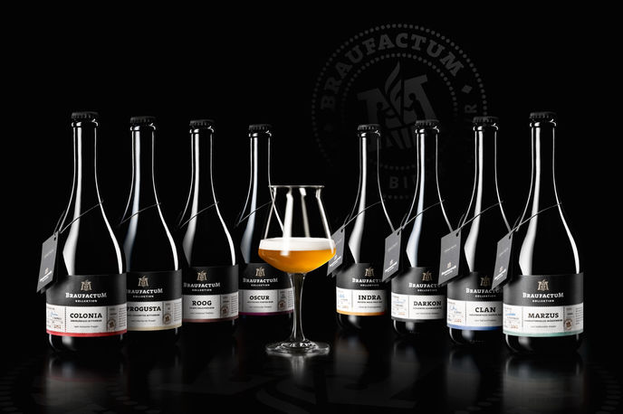 Braufactum Beers by Flachenbrand, Frankfurt