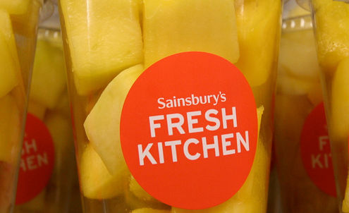 Sainsbury's tries a new recipe for lunchtime