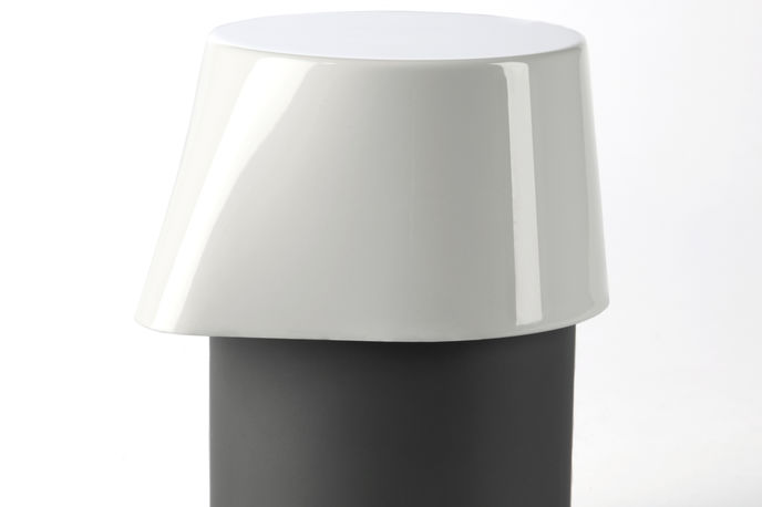 Soap dispenser for Kali Cabinet by Doshi Levien for Authentics