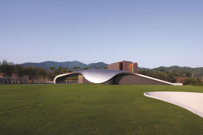 Ananti Club, Seoul by Ken Min Architects