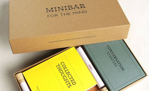 Minibar For the Mind