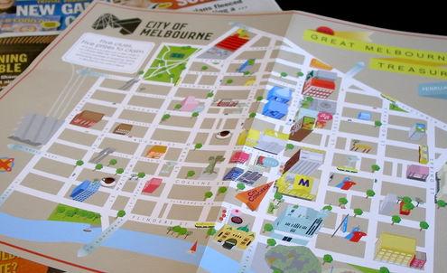 The Great Melbourne Treasure Hunt
