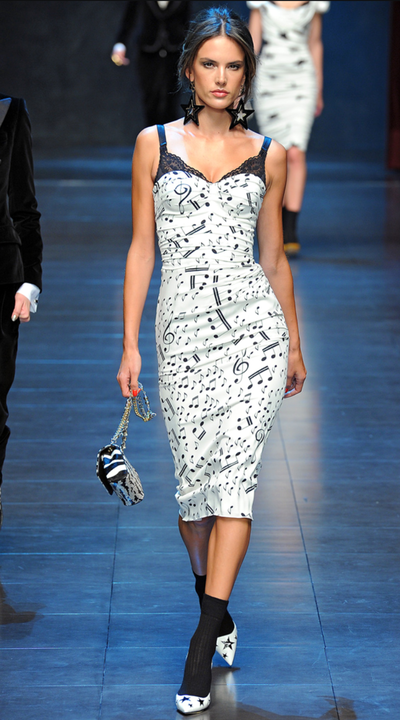 Dolce and Gabbana A/W 11