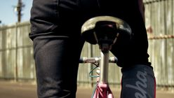 A cut above: Rapha peddles new stretch denim