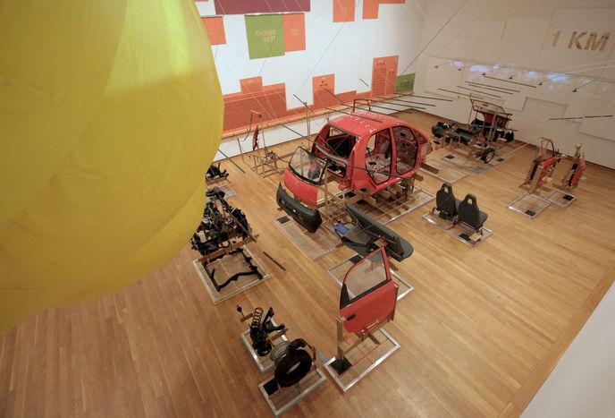 Cornell Nano Exhibition