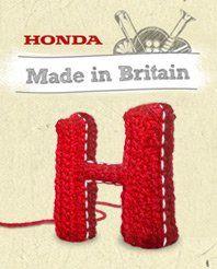 Honda puts British craftsmen in the picture