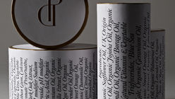 Peace offering: New type of beauty Branding & Packaging