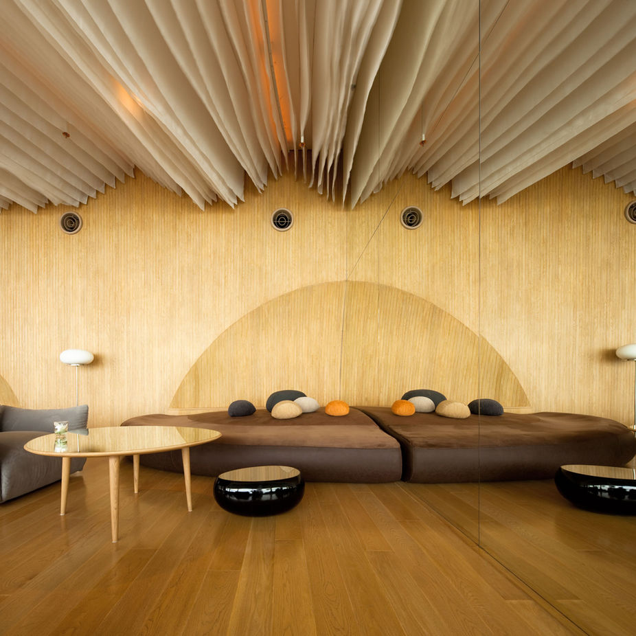 Hilton pataya hotel by department of architecture