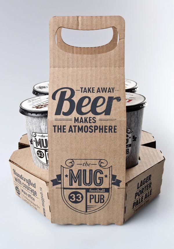 Take Away Beer, Ivan Maximov, Russia