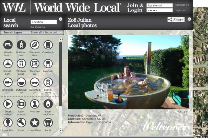 World Wide Local by Weltevree