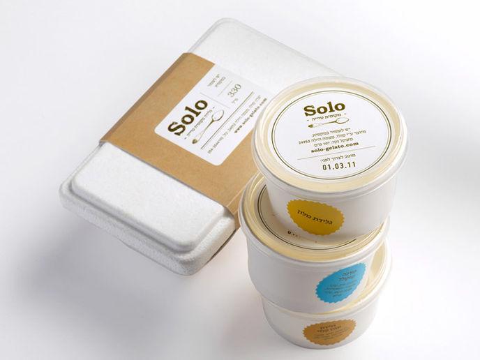 Solo Ice Cream