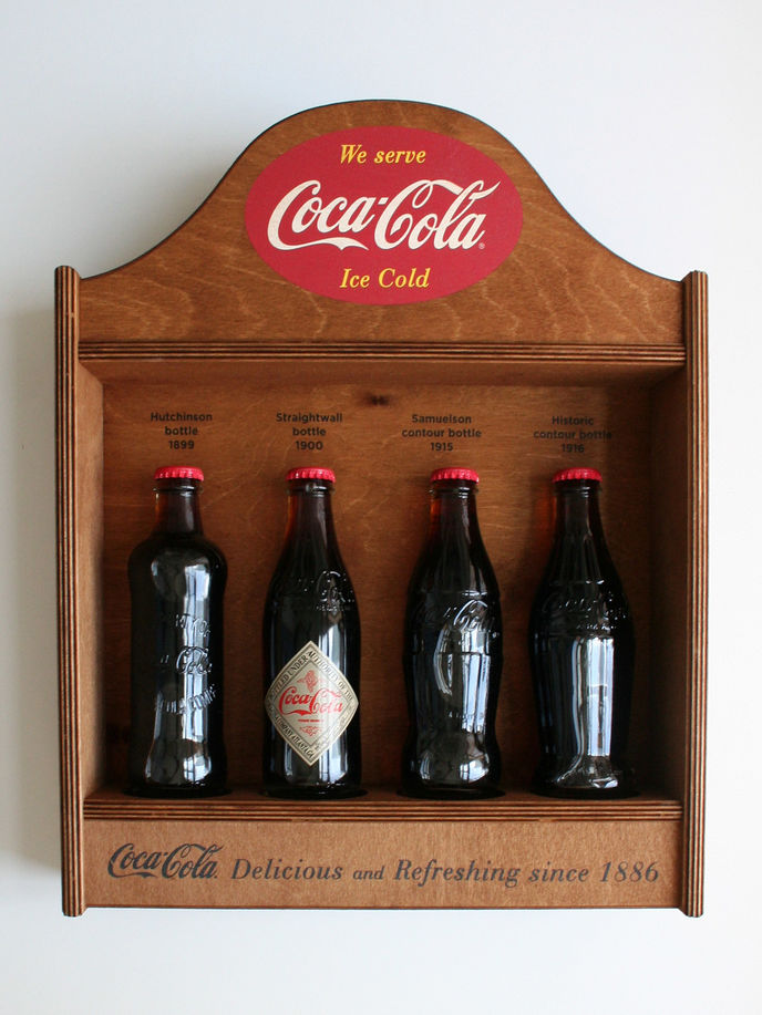 Coca Cola Heritage Collection
