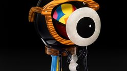 A real eyeful: Design brings Cyclops to life