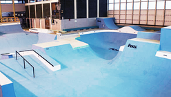 Pool party: Nike is on track with BMX park