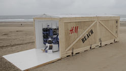 Water work: H&M coasts towards pop-up retail